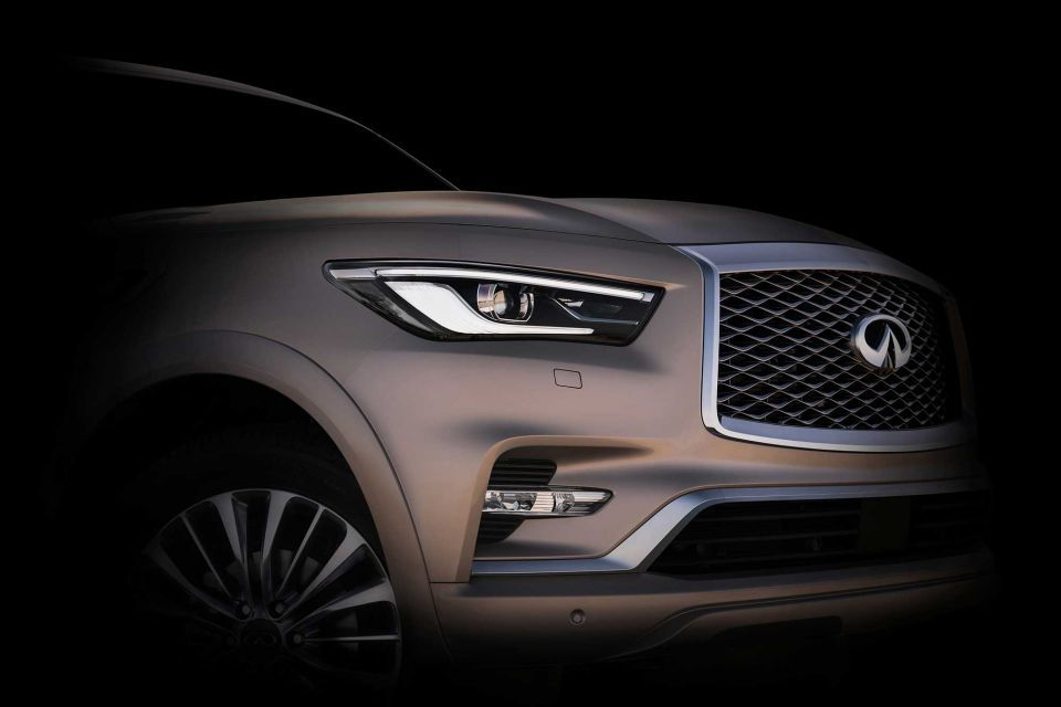 Dubai Motor Show to get world premiere of Infiniti's new QX80