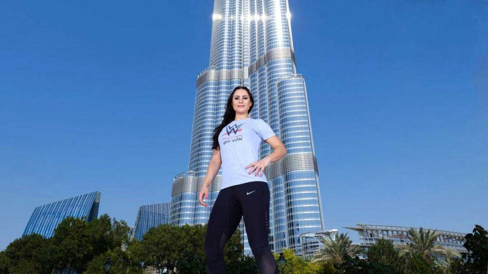 WWE signs first female wrestler from the Middle East