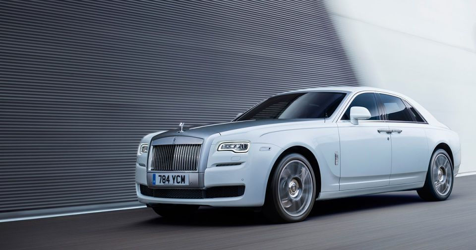 MAG to acquire Middle East's largest fleet of Rolls-Royce Ghost cars