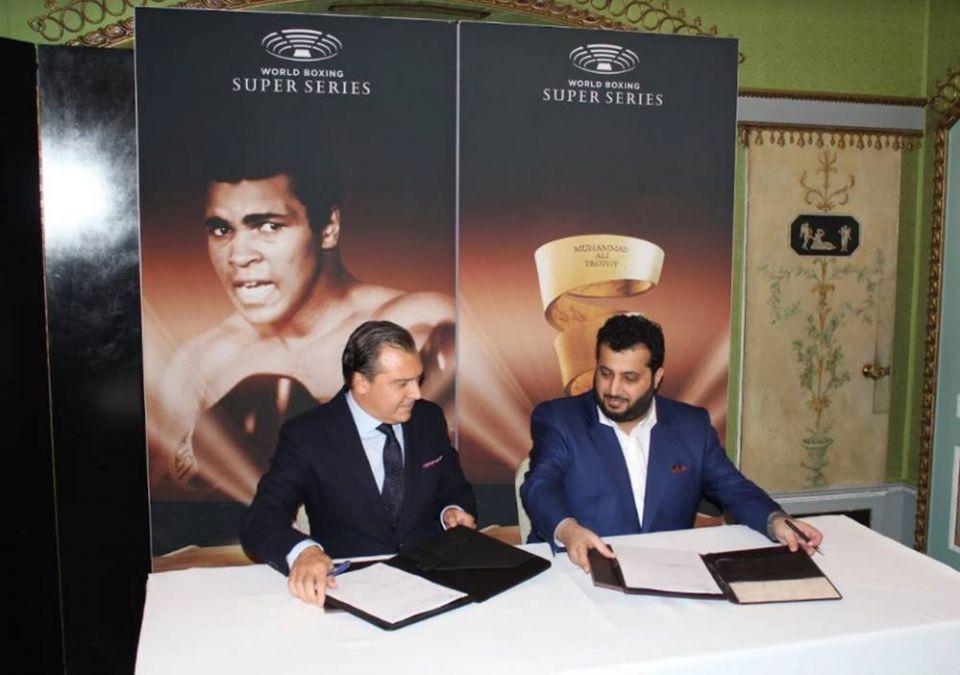 Jeddah set to host World Boxing Super Series final