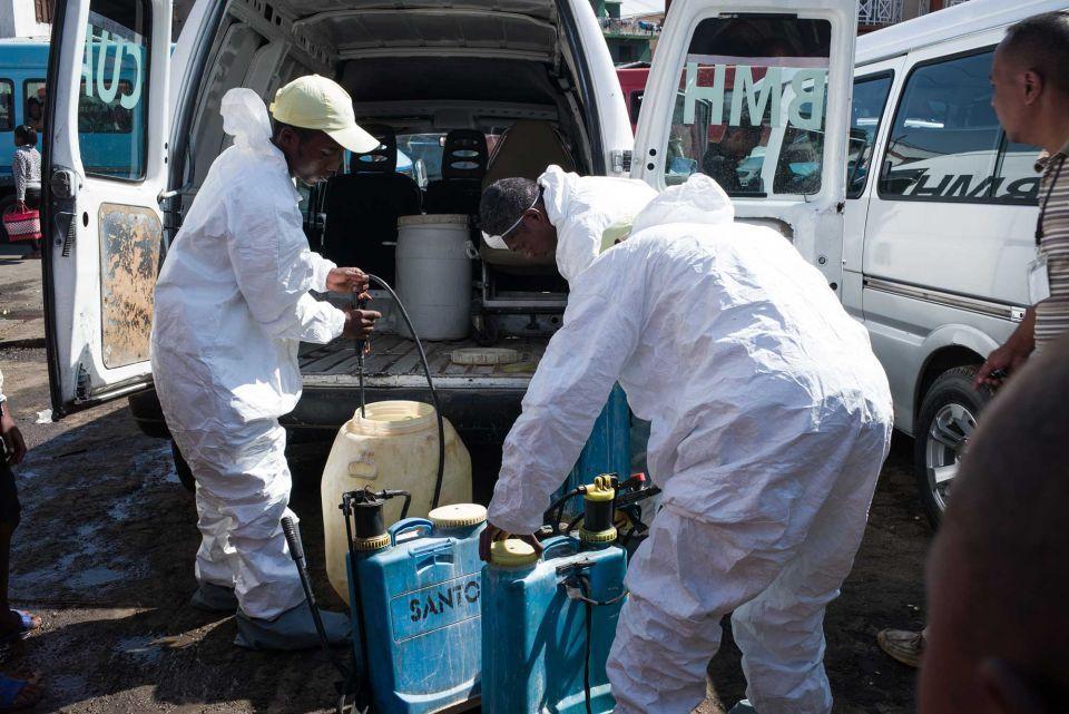 UAE issues travel warning on Madagascar as pneumonia cases rise
