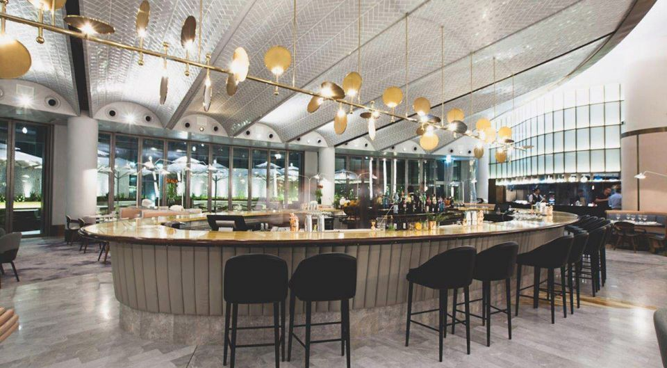 Review: Sean Connolly's restaurant at Dubai Opera is more hip than it is conventional