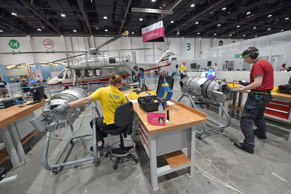 UAE boosts prestige of trades with world competition