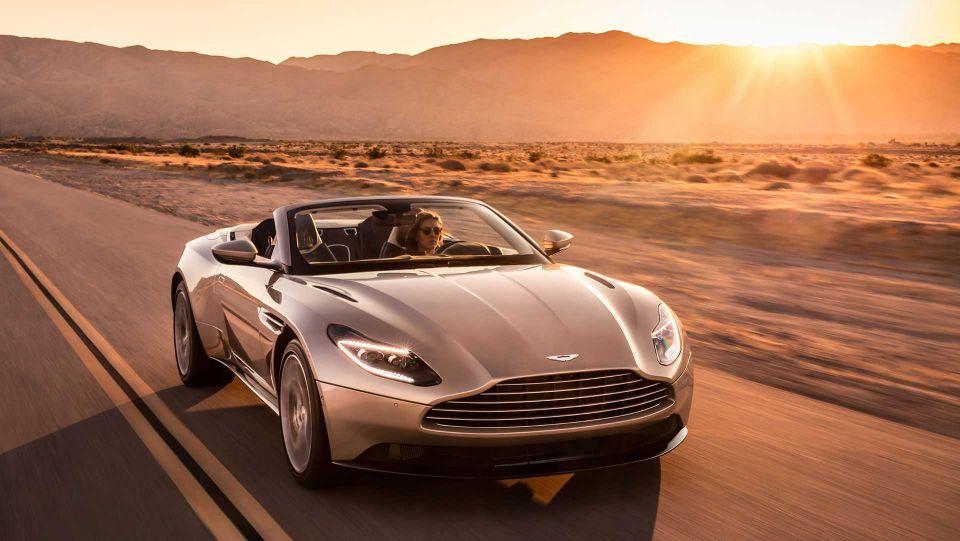 Kuwait-backed Aston Martin said to eye $6.8bn IPO