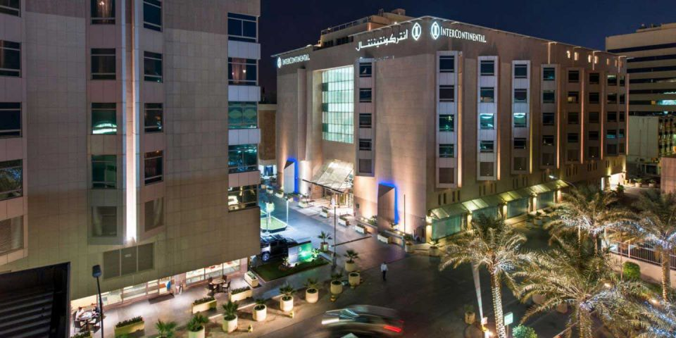 Hotel giant IHG reports Q3 revenue decline in Middle East