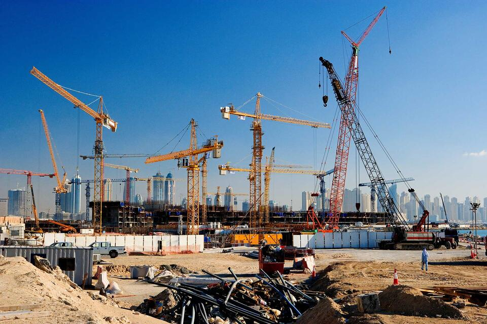 Dubai hotel room construction pipeline tops 29,200