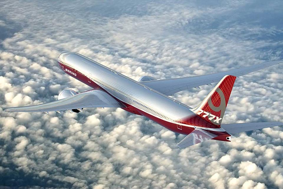 Boeing suspends test on long-haul 777X aircraft