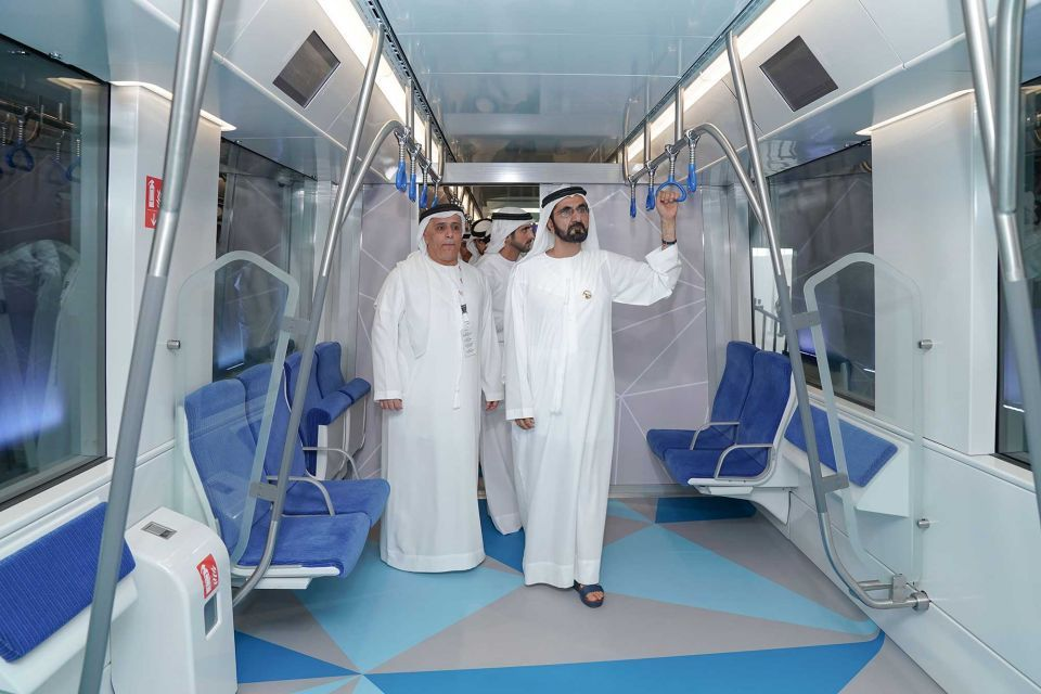 Key Dubai Metro Route 2020 components set for mid-2018 delivery