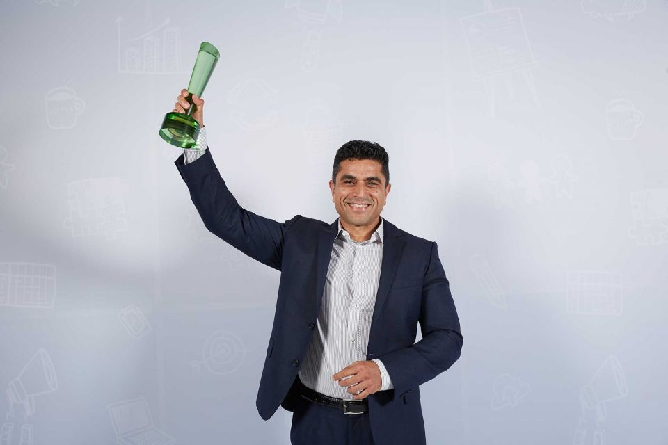 In pictures: Arabian Business StartUp award winners 2017