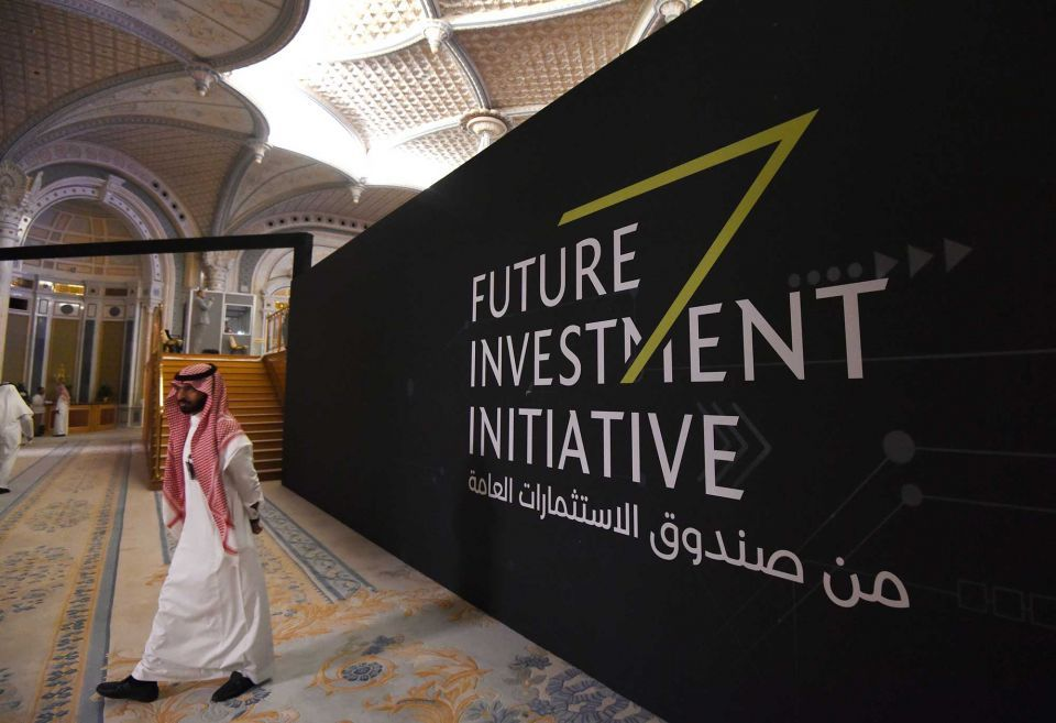 In pictures: Future Investment Initiatives conference in Riyadh