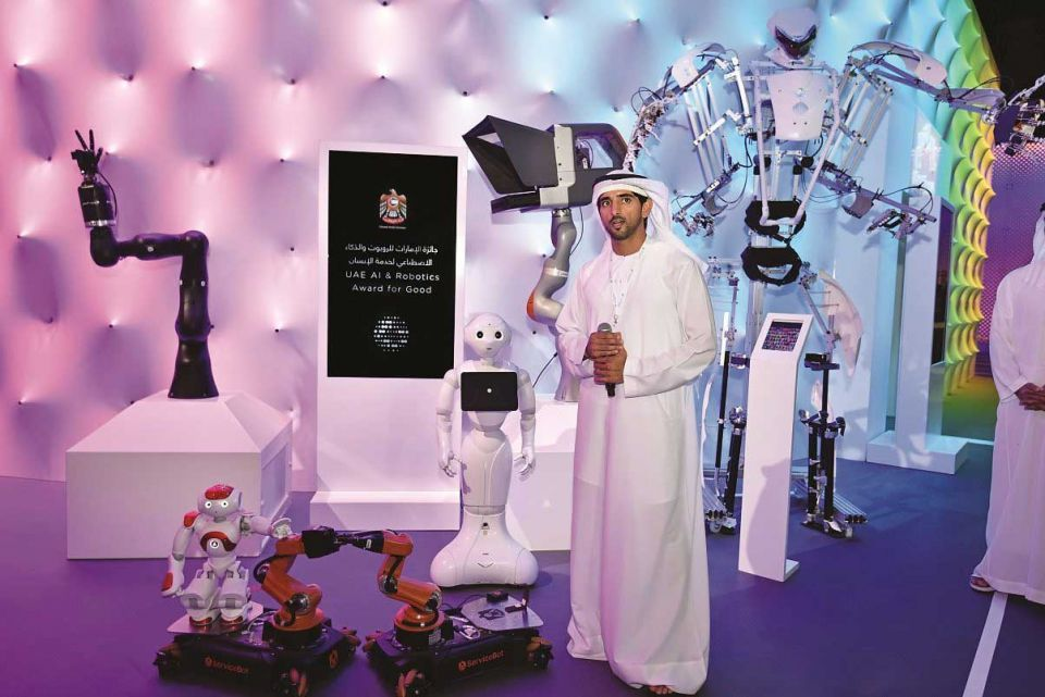 In pictures: 5 things to know about... Artificial Intelligence in the UAE