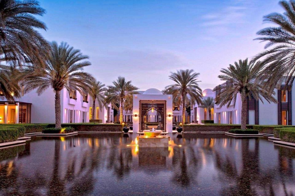 Review: The Chedi Muscat: a business traveller's haven