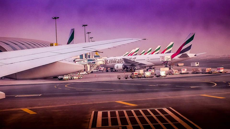 DXB passenger numbers rise by 4.5% in March