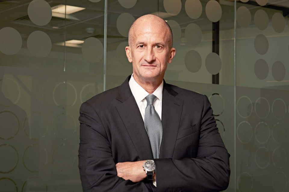 Change is the only constant: GE's John Rice