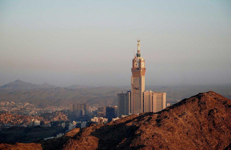 UAE condemns missile attacks on Saudi holy city