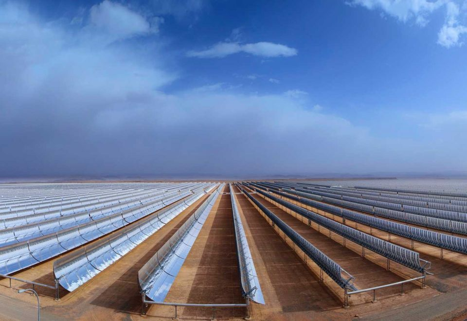 Investment at UAE solar R&D centre to reach $136m by 2020