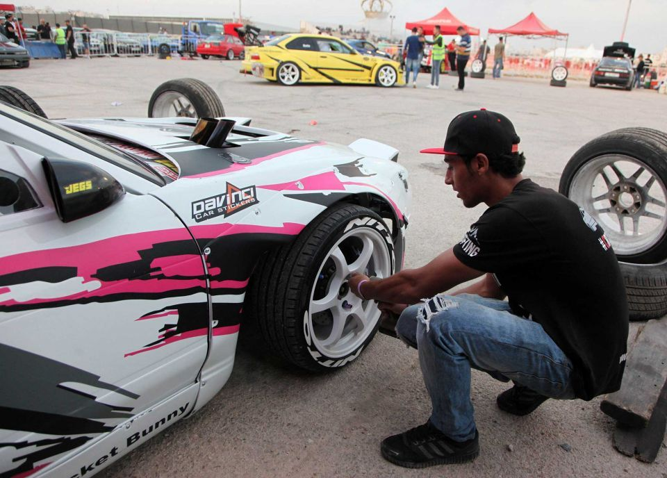 In pictures: Middle East Drift Championship in Amman
