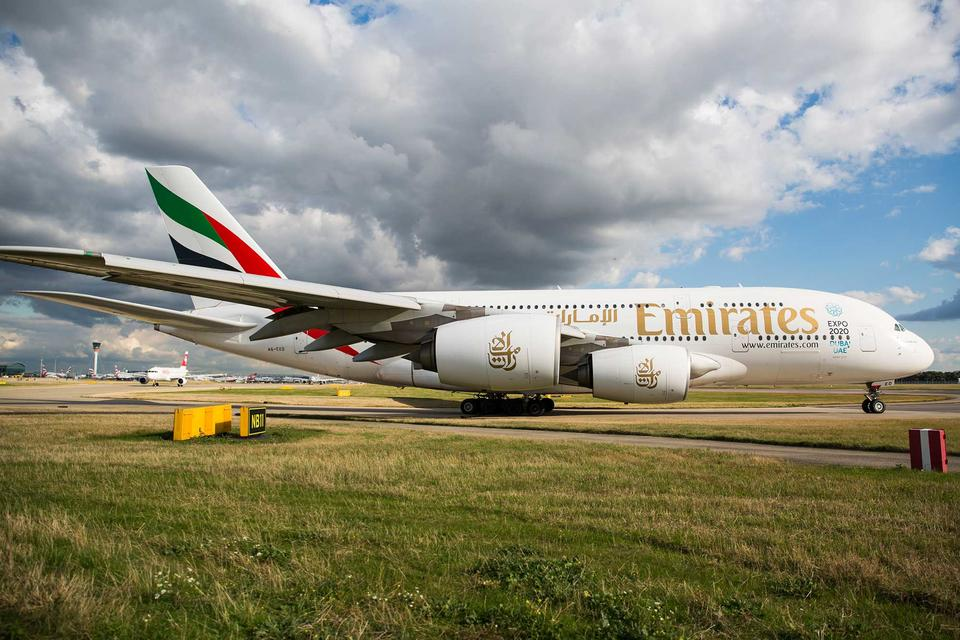 Emirates airline to suspend most passenger flights from March 25