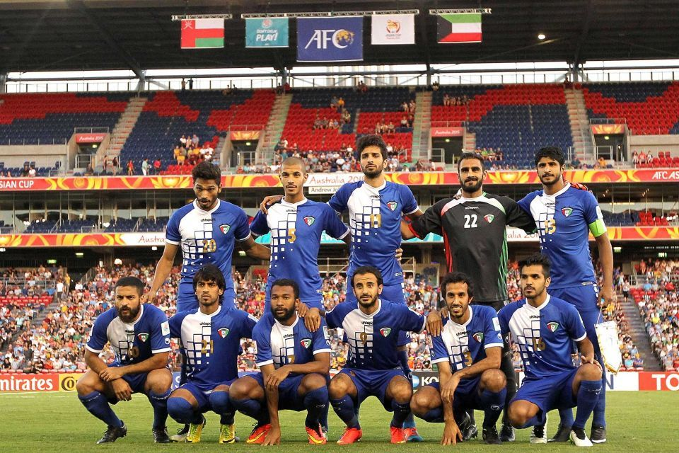 Newly-elected Kuwait chief hopes to end FIFA ban