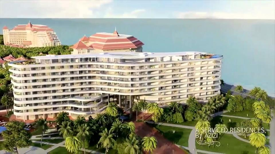 UAE's Azizi says Palm Jumeirah project to open in Q4 2018