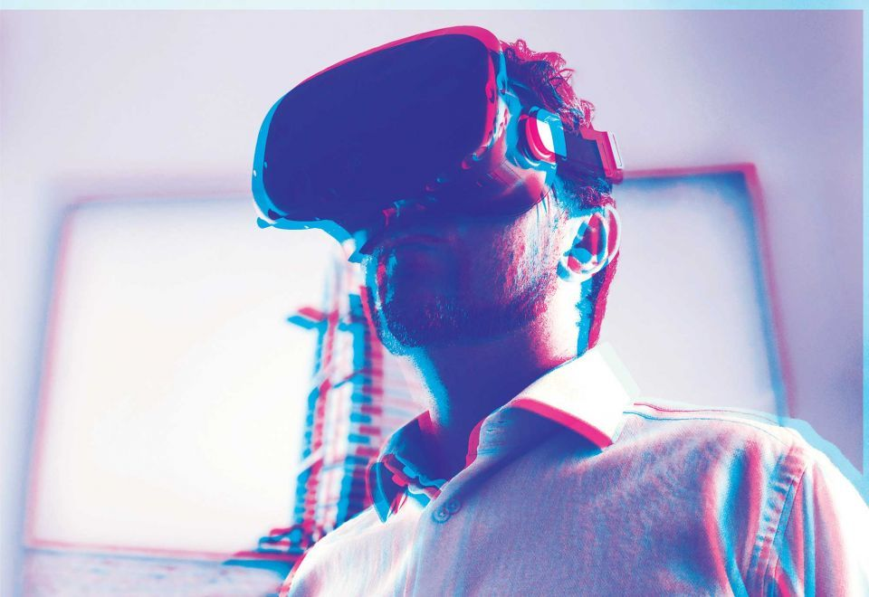 Virtual reality: Why we're just scratching the surface