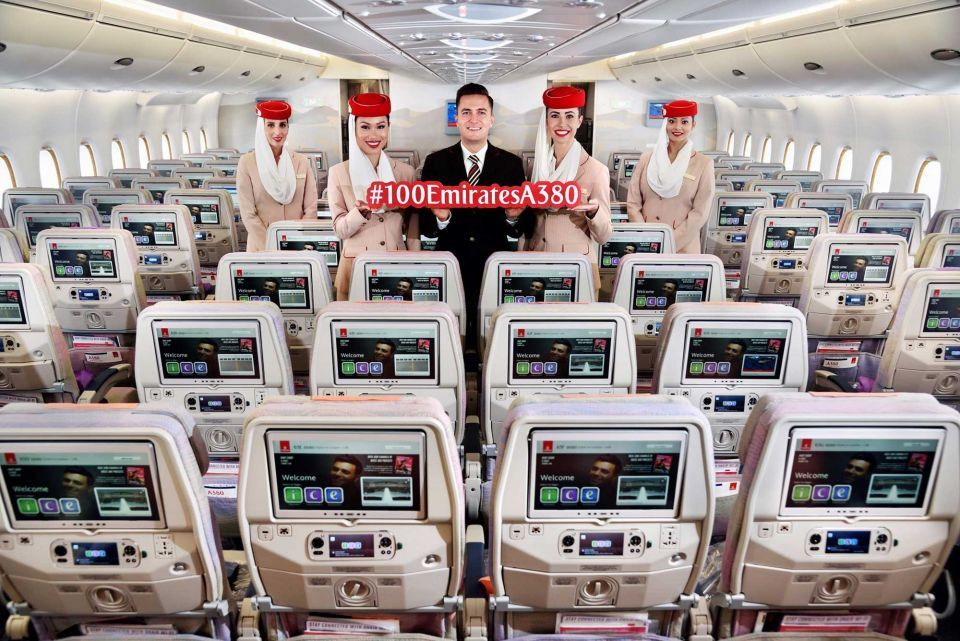 In pictures: Emirates receives 100th A380 with HH Sheikh Zayed bin Sultan Al Nahyan livery