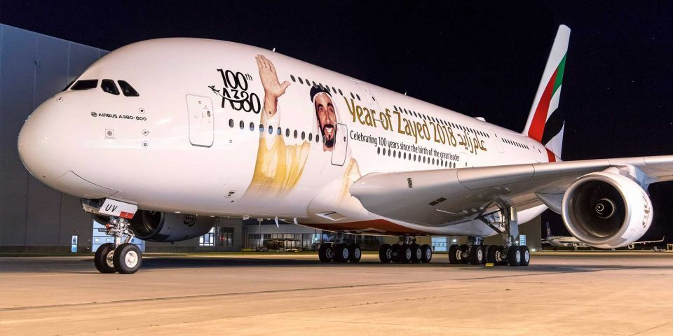 Emirates close to $16bn A380 deal at airshow - sources
