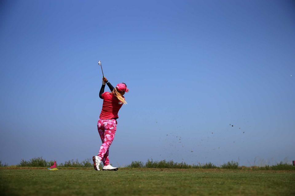 In pictures: Aditi Ashok clinches Fatima bint Mubarak Ladies Open at Saadiyat Beach Golf in Abu Dhabi