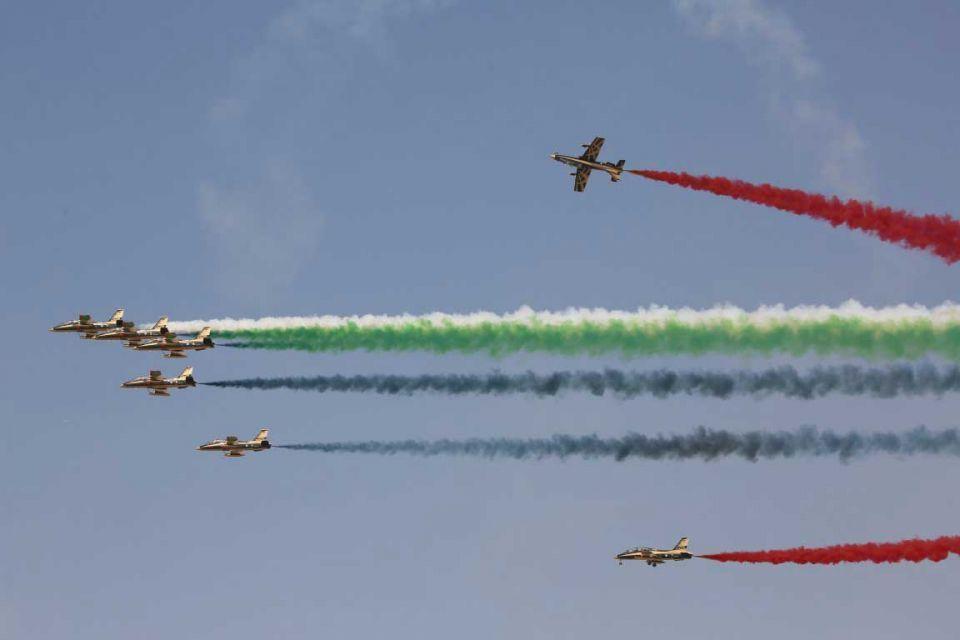 Dubai Airshow flying display announced