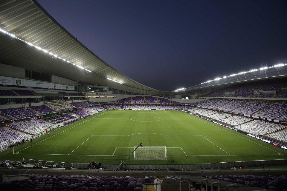 UAE says stadium upgrades on track for FIFA Club World Cup