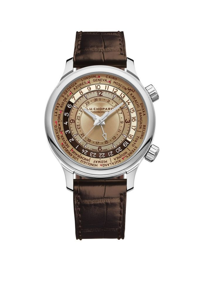 Chopard reveals UAE-inspired watch Time of the Desert