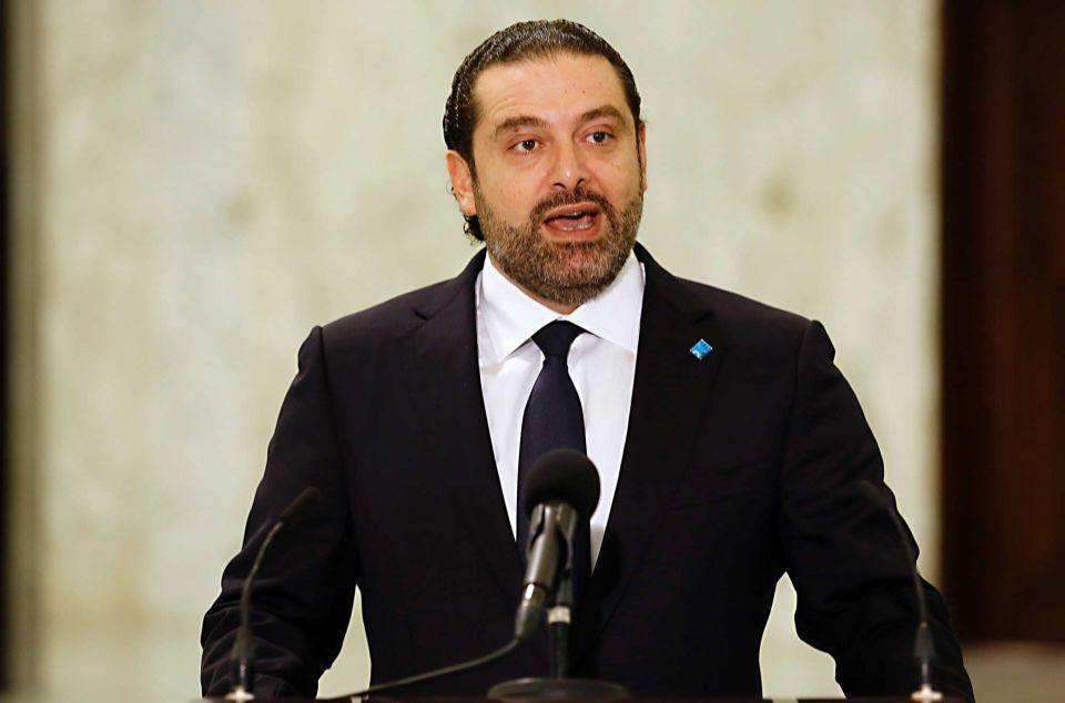 Saudi king meets former Lebanese PM after shock resignation
