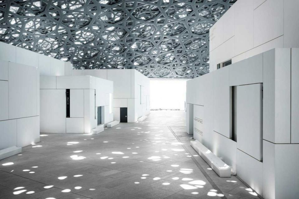 The Louvre Abu Dhabi: first universal museum in the Arab world