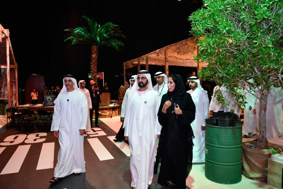 In pictures: Ruler of Dubai attends 4th Emirati Media Forum