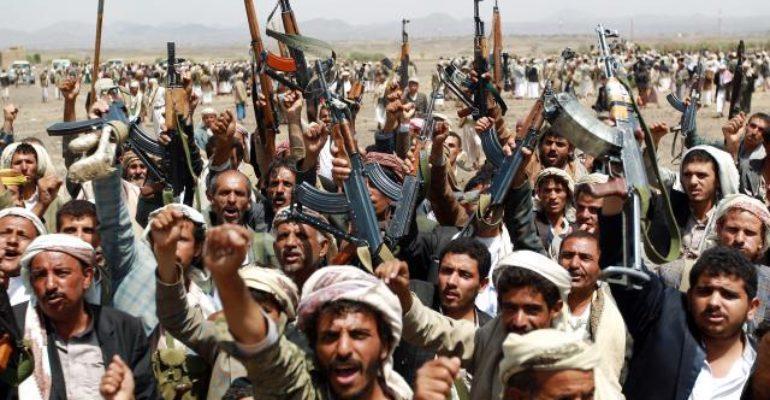 Saudis say thousands of arms seized at Yemen border