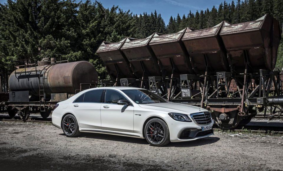 Car review: Mercedes S-Class 560