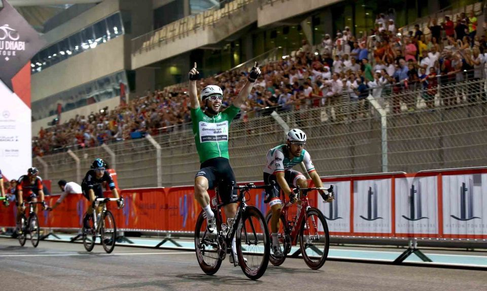 Cycling legend Cavendish to star in first Abu Dhabi-Al Ain race