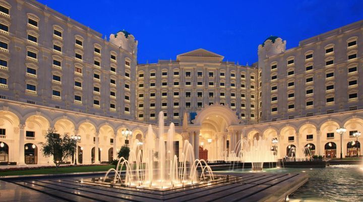 Ritz Carlton Riyadh: Saudi Arabia's '5 star prison'