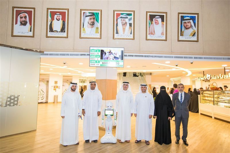 Dubai's DEWA appoints robot staff in customer centres