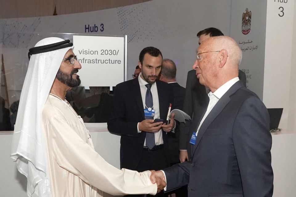 In pictures: Ruler of Dubai attends 2nd Annual Meeting of the Global Future Councils