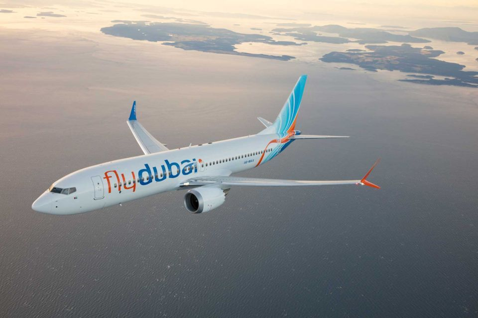 Flydubai to launch double daily flights to Kiev from October