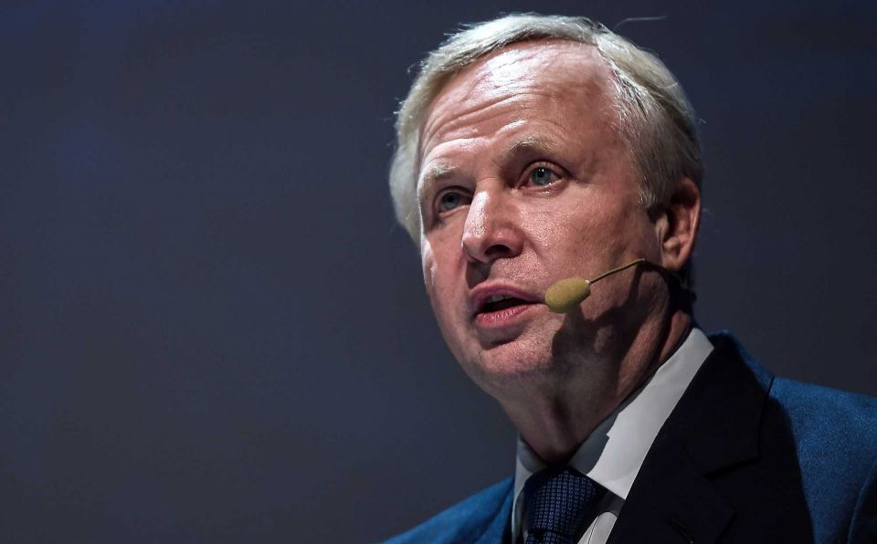 BP sends in big guns as majors jostle for Abu Dhabi oil riches