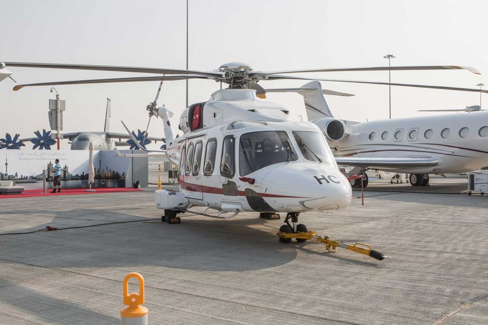 In pictures: Dubai Airshow 2017 kicks off at Dubai World Central