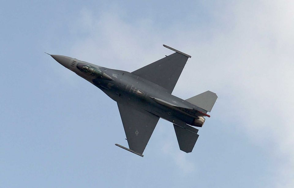 UAE agrees $1.6bn deal with to upgrade F-16 jet fighters