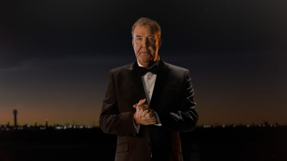 Jeremy Clarkson fronts new Emirates TV campaign