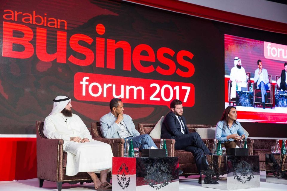 In pictures: Arabian Business forum 2017 at the JW Marriott Marquis in Dubai