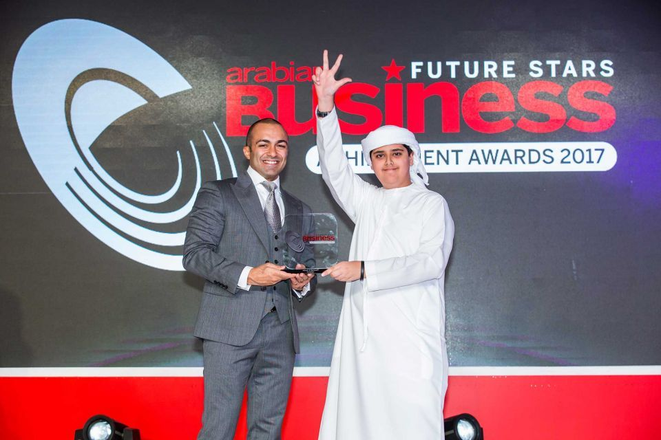 In pictures: Arabian Business Achievement Awards 2017