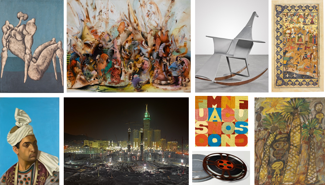 Sales at Sotheby's Dubai auction reach $3.6m