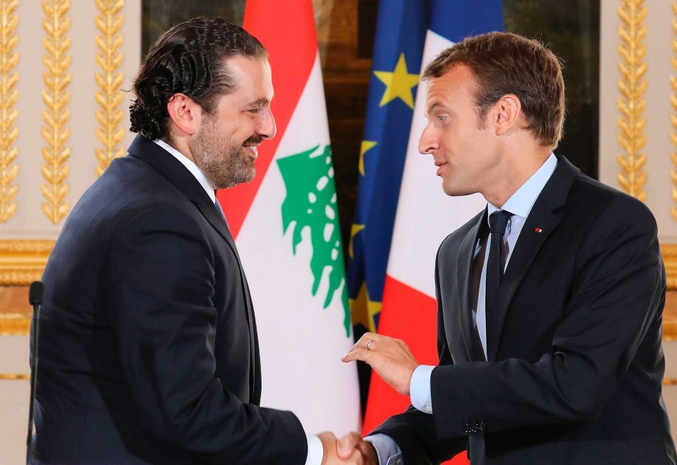 Lebanon's 'detained' Saad Hariri to travel to France