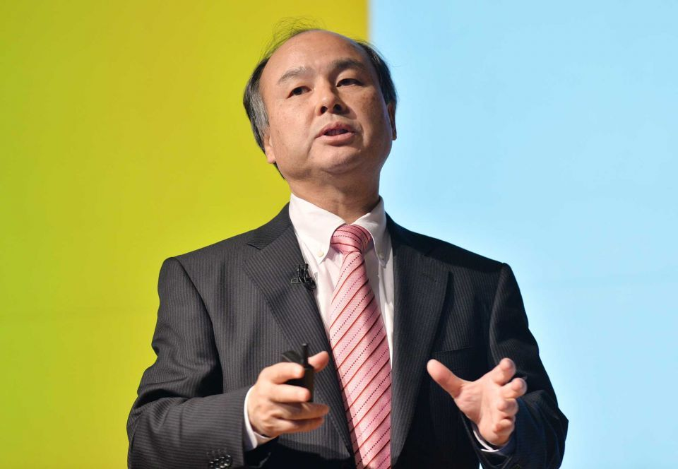 SoftBank planning up to $25bn in Saudi investments